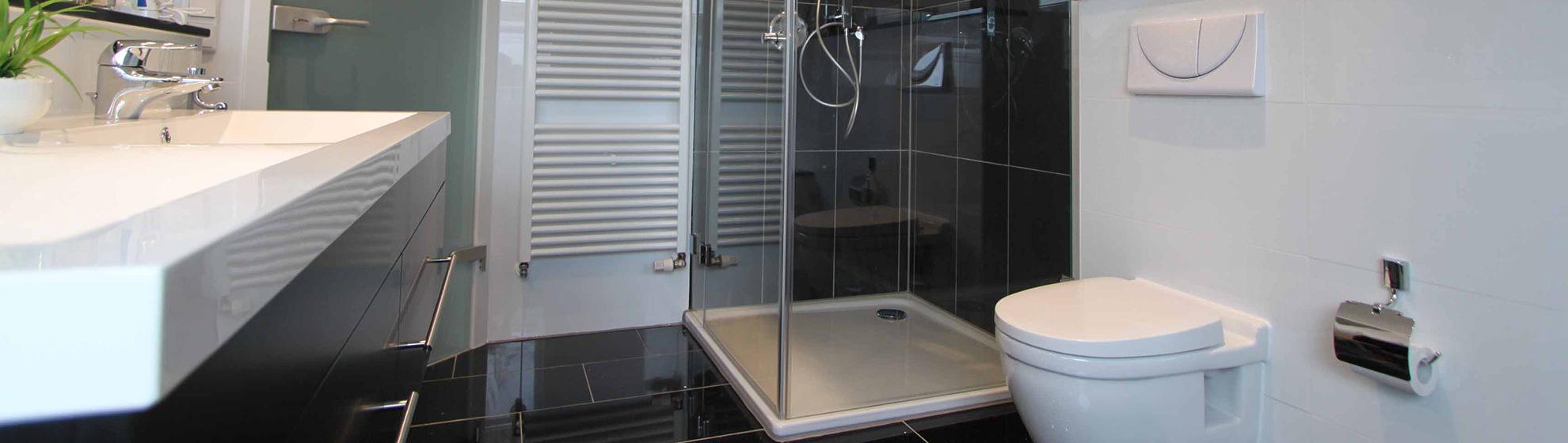 Glas, Bad, Bäder, Ganzglasduschen, Dusche, Modernisierung, Glas im